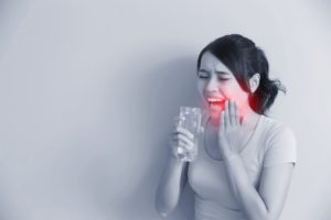 Sensitive teeth problem