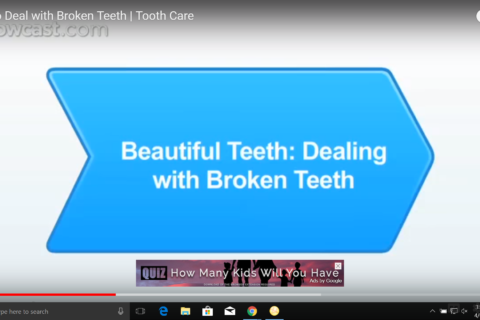 How To Fix A Broken Tooth